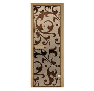 Дверь стеклянная Aldo матовая Версаль для бани и сауны