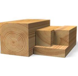 Обрезная доска лиственница 25x100 для бани и сауны