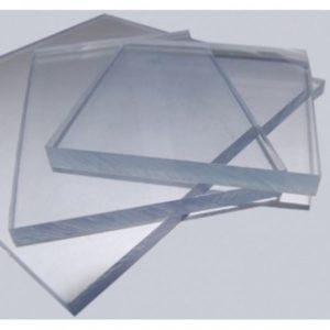 Оргстекло 1мм прозрачное Acryma 1250*2050мм
