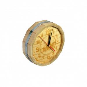 Часы Муром «Бочонок» (светлые) ЧБ-С