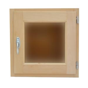 Форточка для бани 60×60