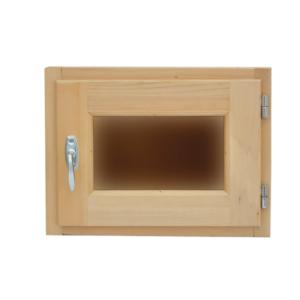 Форточка для бани 50×60