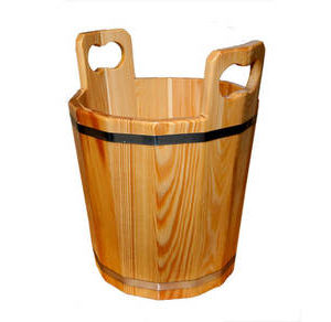 Запарник лиственница натуральная для бани и сауны