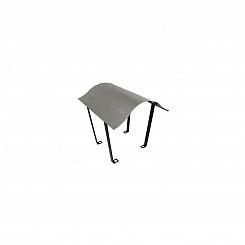 Зонтик Napoleon с вентиляцией под обмуровку кирпичной кладкой UNI Schiedel для бани и сауны
