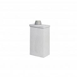 Комплект UraTOP базовый одноходовой с вентканалами высотой 1,5пм UNI Schiedel для бани и сауны