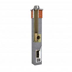 Основание дымохода одноходовой с вент. каналом UNI UNI Schiedel для бани и сауны