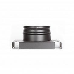 Основание с отводом конденсата Schiedel для бани и сауны