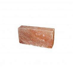 Соляной блок-кирпич 20x10x5 см для бани и сауны