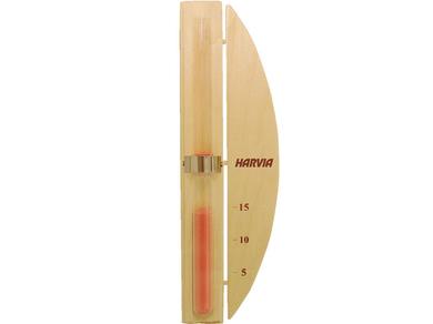 Часы песочные Harvia Luxe для бани и сауны