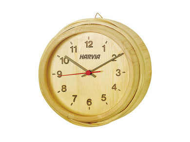 Часы Harvia для бани и сауны