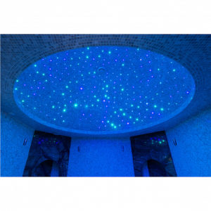 «Звездное небо» Cariitti Комплект с эффектом синего мерцания