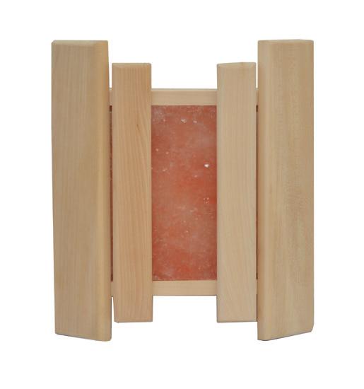 Абажур с гималайской солью(1 плитка)