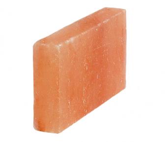 Блок из гималайской розовой соли 300x200x50 мм шлифованный