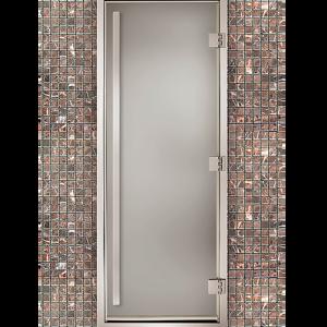 Дверь для паровых Maestro Woods Арабика Престиж сатин
