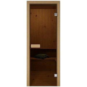 Дверь для сауны Just a Door Бронза