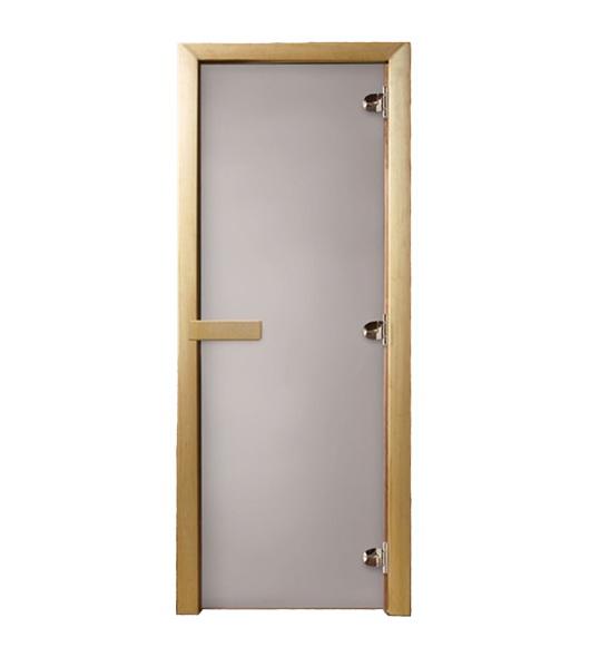 Дверь для сауны Maestro Woods Сатин