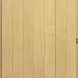 Дверь «Щитовая» Массив