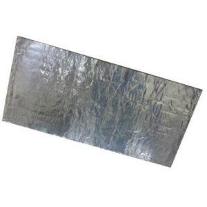 Картон базальтовый теплоизоляционный, фольгированная БВТМ-ПМ/Ф1