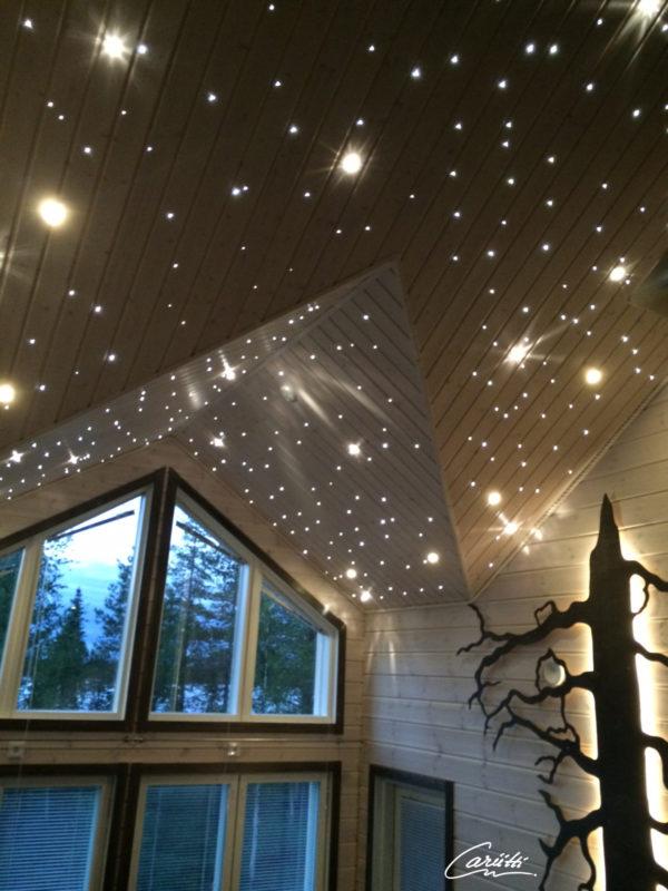 «Звездное небо» Cariitti Комплект с проектором VPAC